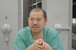 内川慎一郎先生