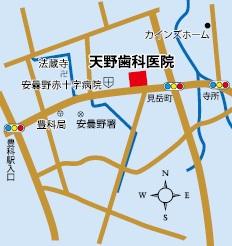 木暮医院地図