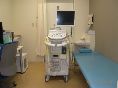 超音波診断装置1式