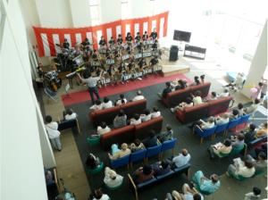 豊科北小学校ジャズバンド「スイング・キッズ」